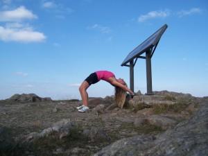 Yoga am Feldberg